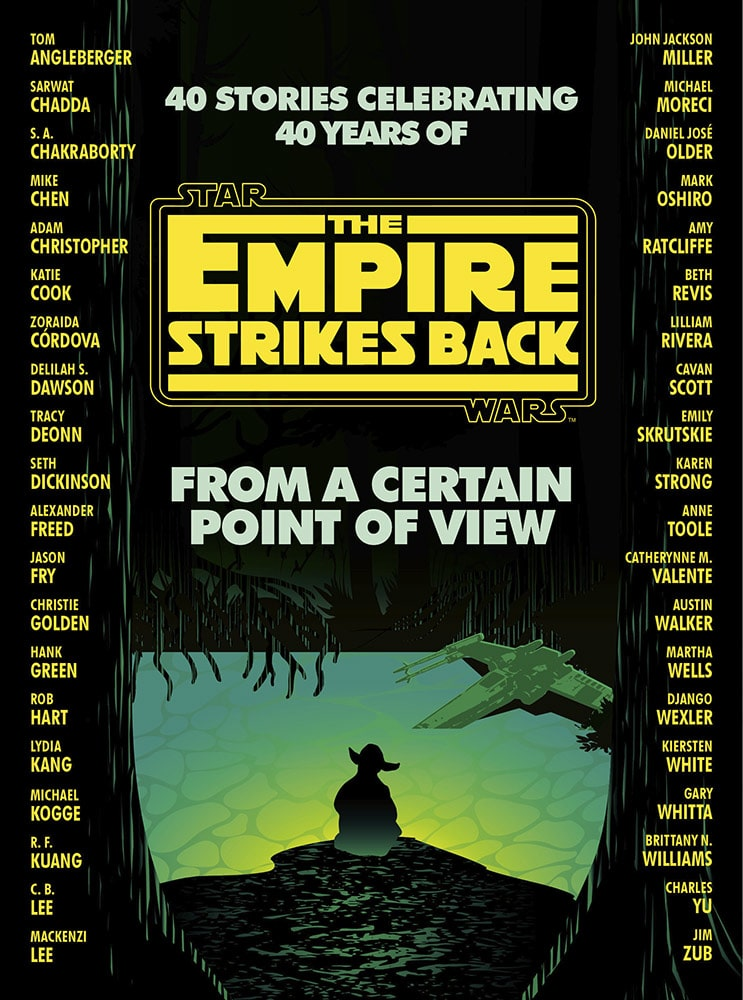 Star Wars' From a Certain Point of View: The Empire Strikes Back answers a long-running question about Yoda and R2-D2