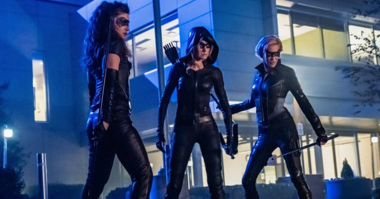 Green Arrow and the Canaries shelved by the CW, The 100 prequel remains in contention 16