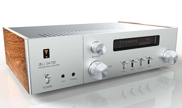 SA750 integrated amplifier