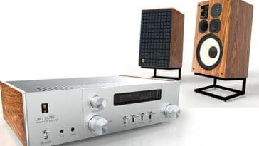 JBL brought back the iconic L100 Classic 75 and SA750 to celebrate its 75th anniversary 16