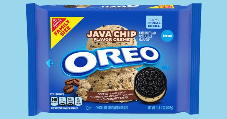 Java Chip Oreos