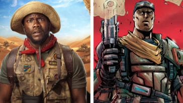 Kevin Hart cast as Roland in Lionsgate's Borderlands movie