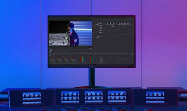LG's UltraFine OLED Pro 4K is a creative professional's dream monitor 12