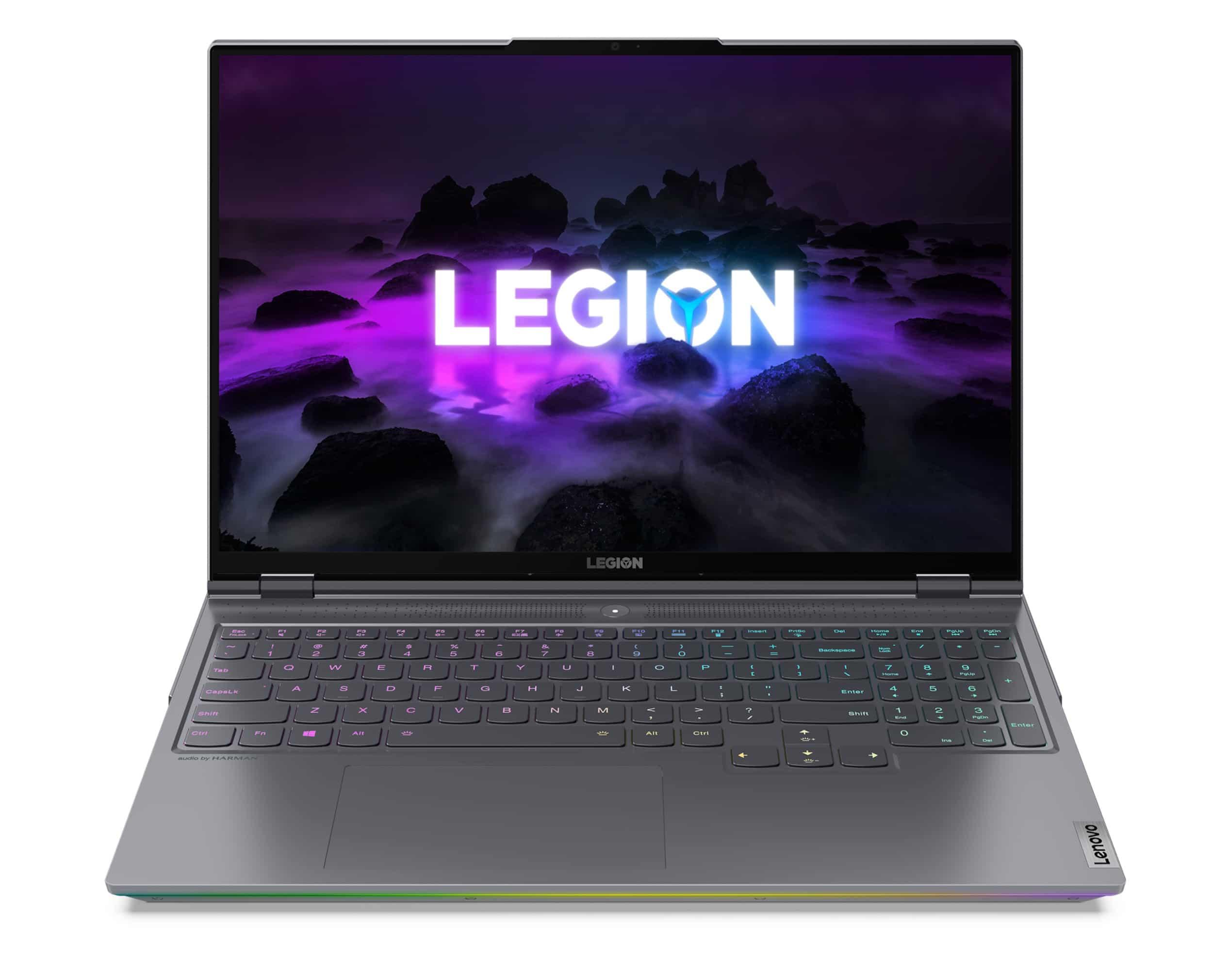 Lenovo unveils its thinnest gaming laptop ever, the Lenovo Legion Slim 7 11