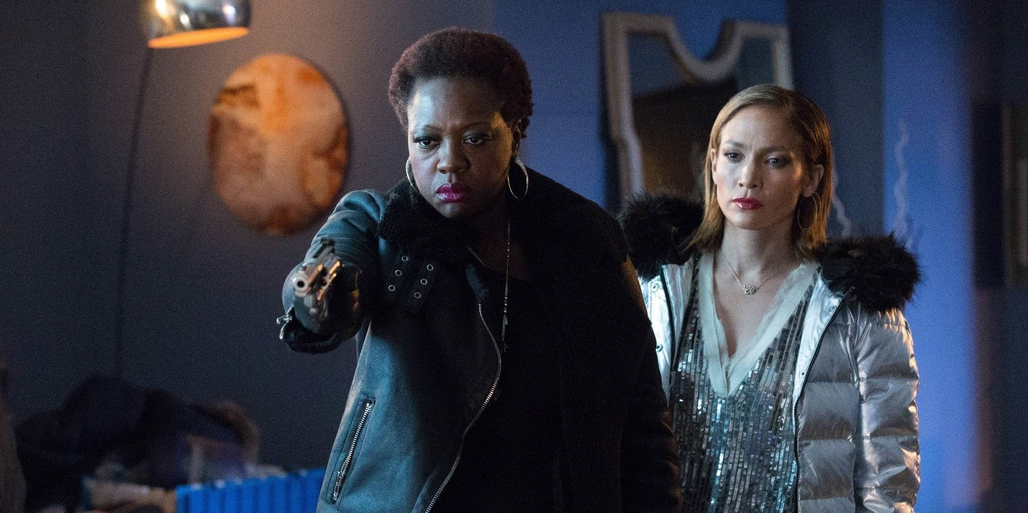Netflix films with strong female leads: Lila & Eve