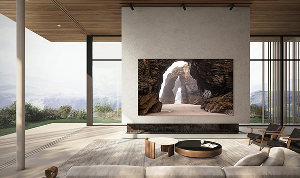 """Samsung's """"The Wall"""" MicroLED TV just became a lot more practical 14"""