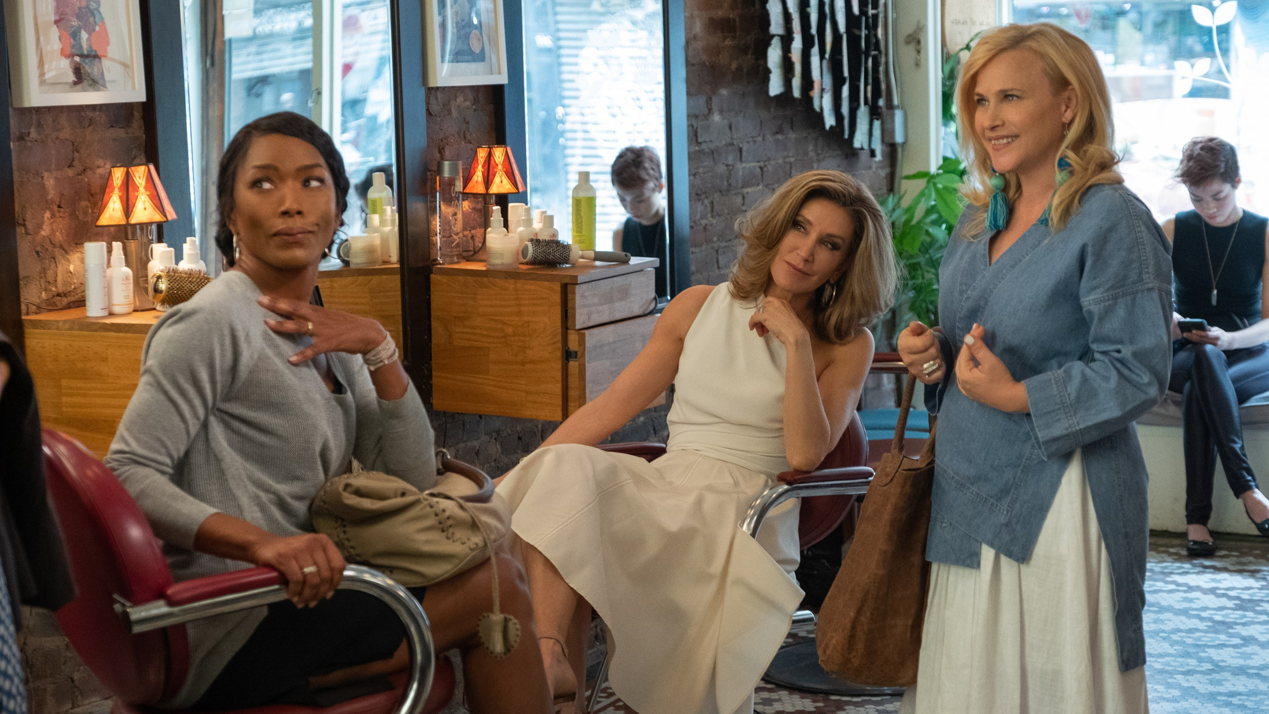 Netflix films with strong female leads: Otherhood