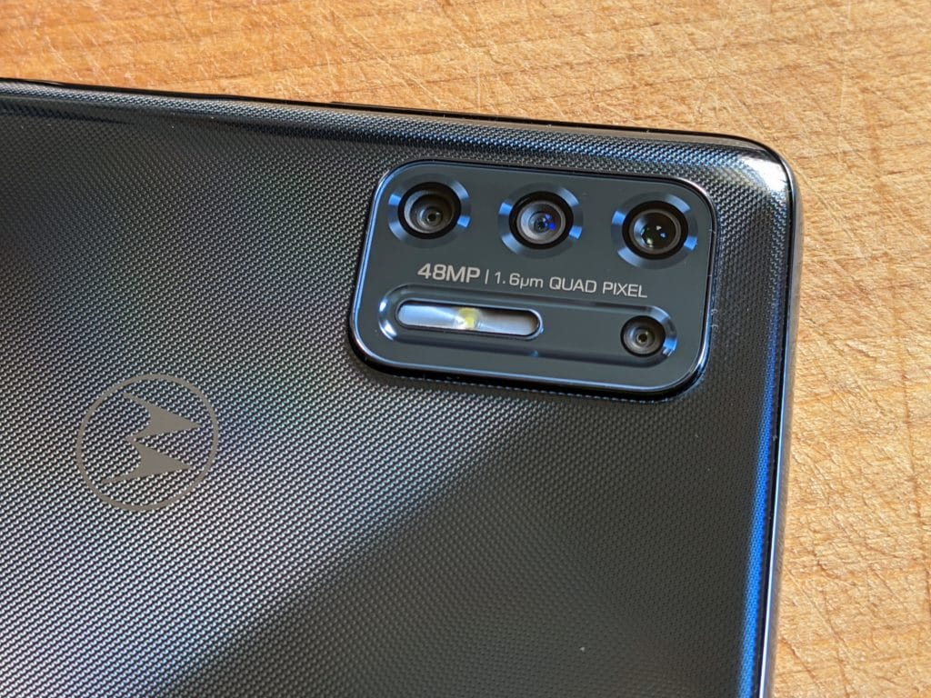Motorola Moto G Stylus review 2021 camera