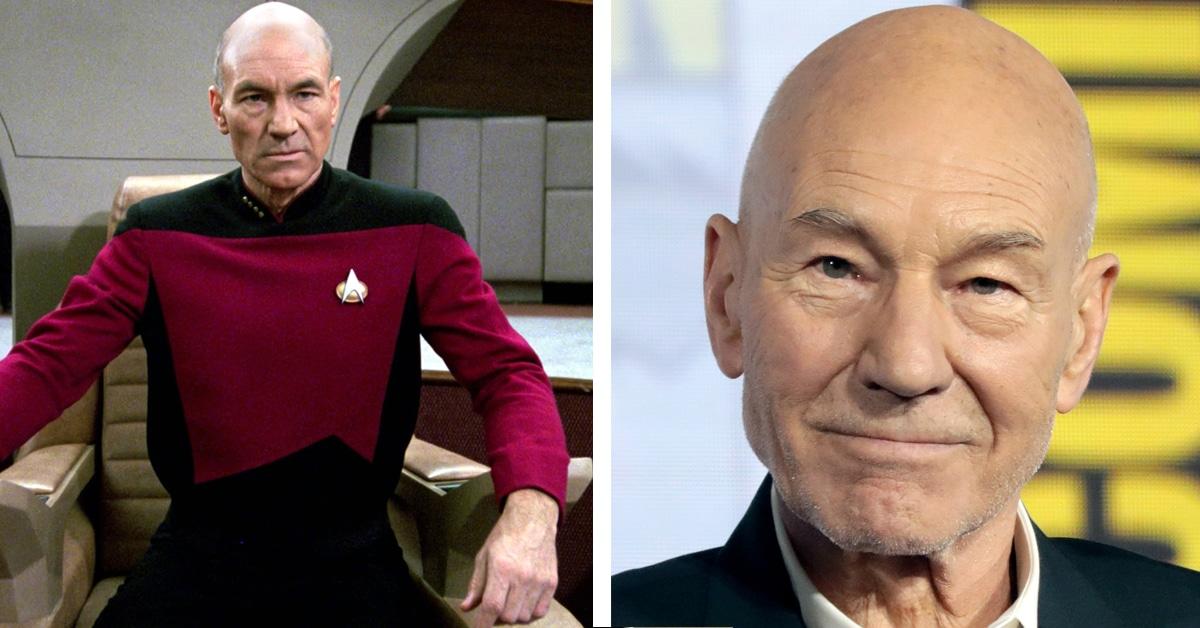 Star Trek actors Then and Now 10