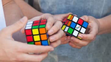 The Rubik's Cube is getting a movie and a game show 21