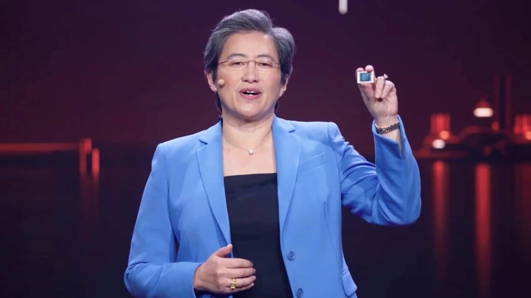 AMD Ryzen 5000 mobile processors
