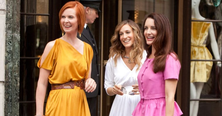 Sex and the City is officially getting a revival at HBO Max 11