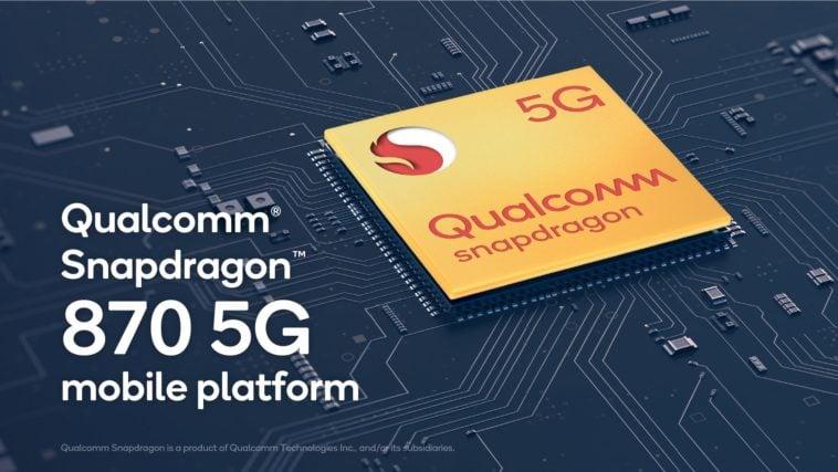 Snapdragon 870 5G