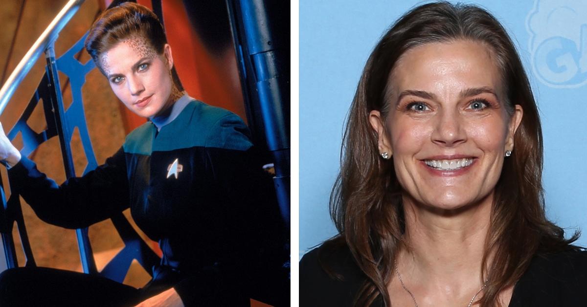 Star Trek actors Then and Now 9