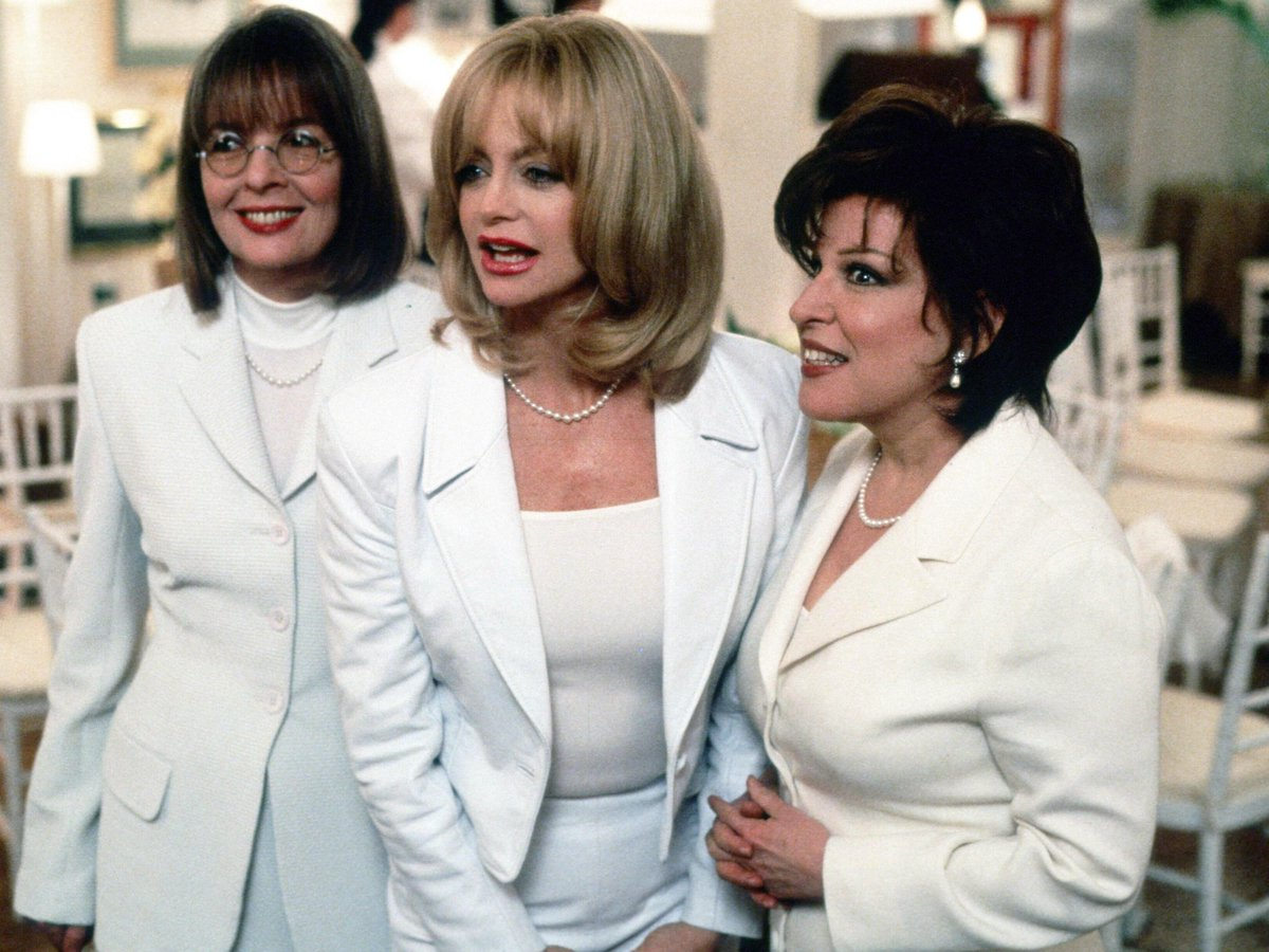 Netflix films with strong female leads: The First Wives Club