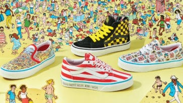Vans honors Where's Waldo? with a shoe and apparel collection 12