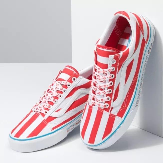 Vans x Where's Waldo Old Skool
