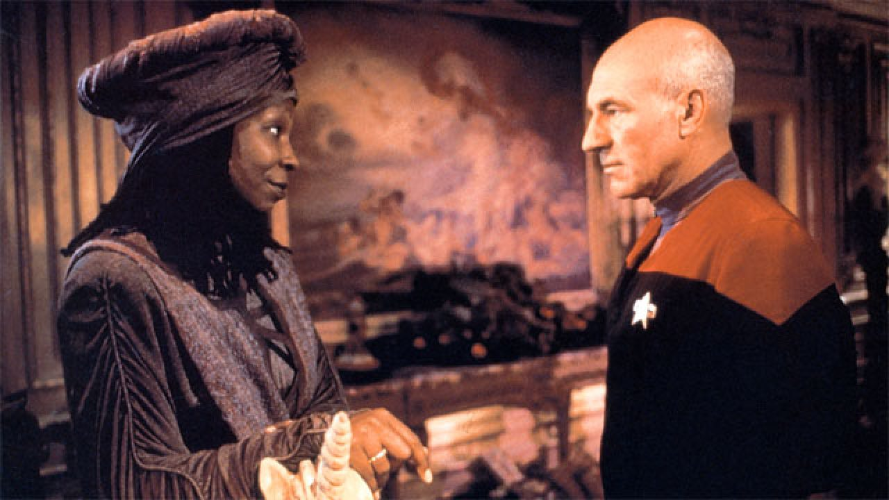 Whoopi Goldberg is set to reprise her role as Guinan in Star Trek: Picard season 2