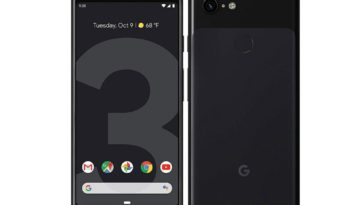 Google Pixel 3 XL on sale