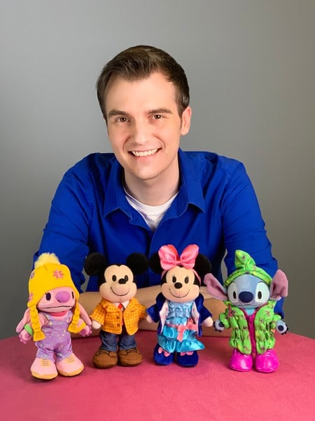 Disney nuiMOs are your newest plush pals that never go out of style 26