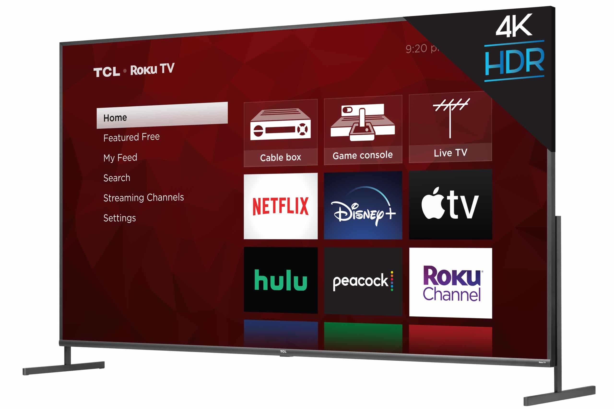 TCL XL collection: Model 85S435