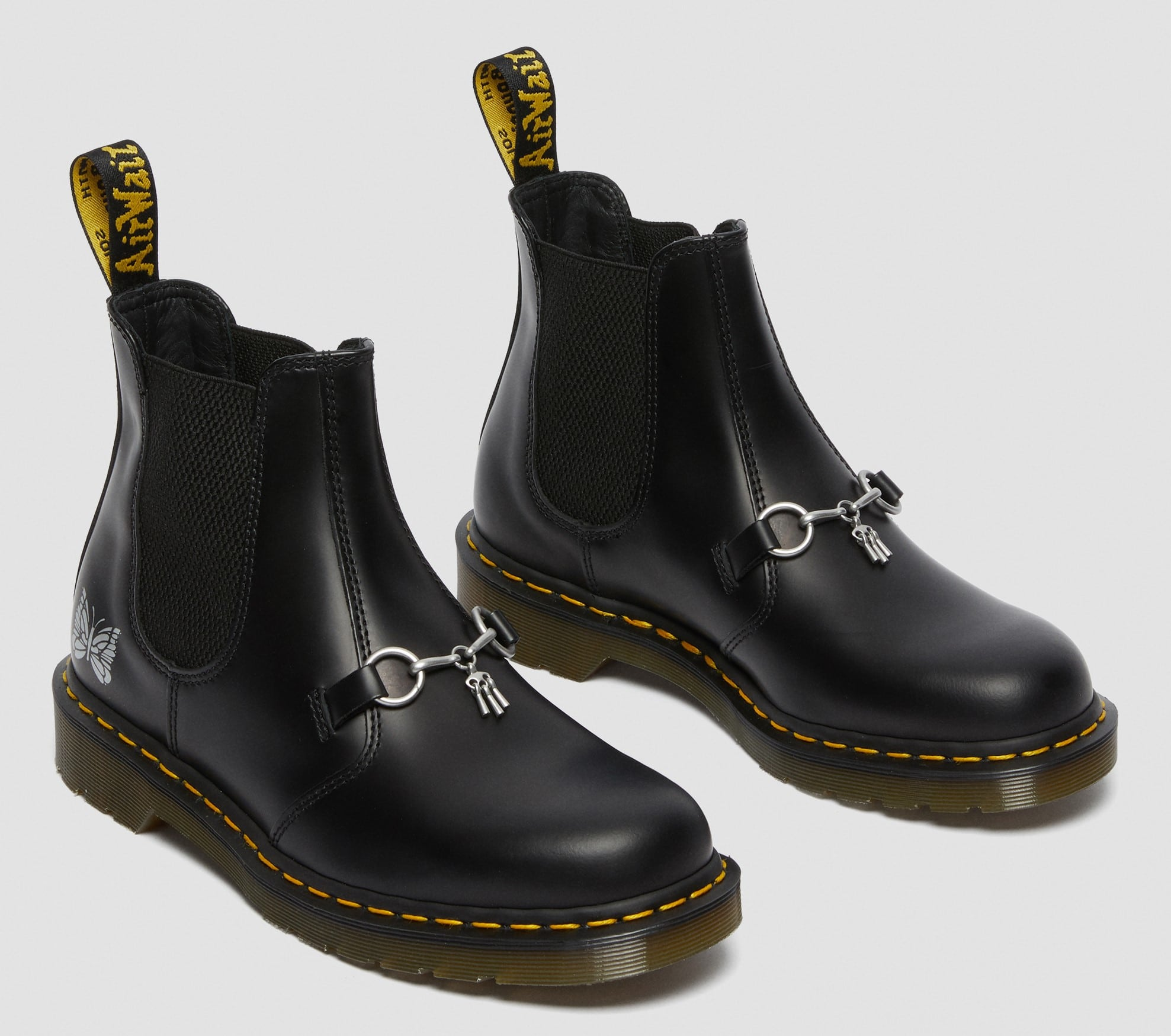Dr. Martens Chelsea Boot gets an old-school Americana revamp from Needles 14