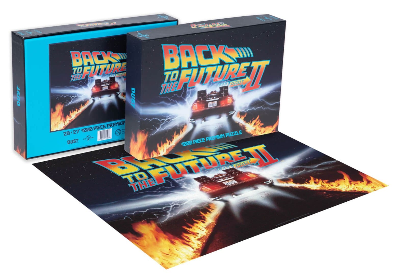 Back to the Future and other classic films are now jigsaw puzzles 15