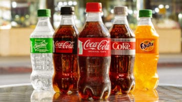 Coca-Cola is rolling out new bottles made from 100% recycled materials 9