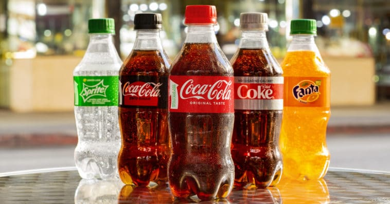 Coca-Cola is rolling out new bottles made from 100% recycled materials 13