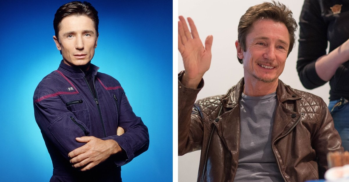 Star Trek actors Then and Now 12