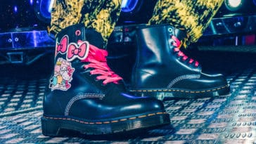 Dr Martens x Hello Kitty and Friends