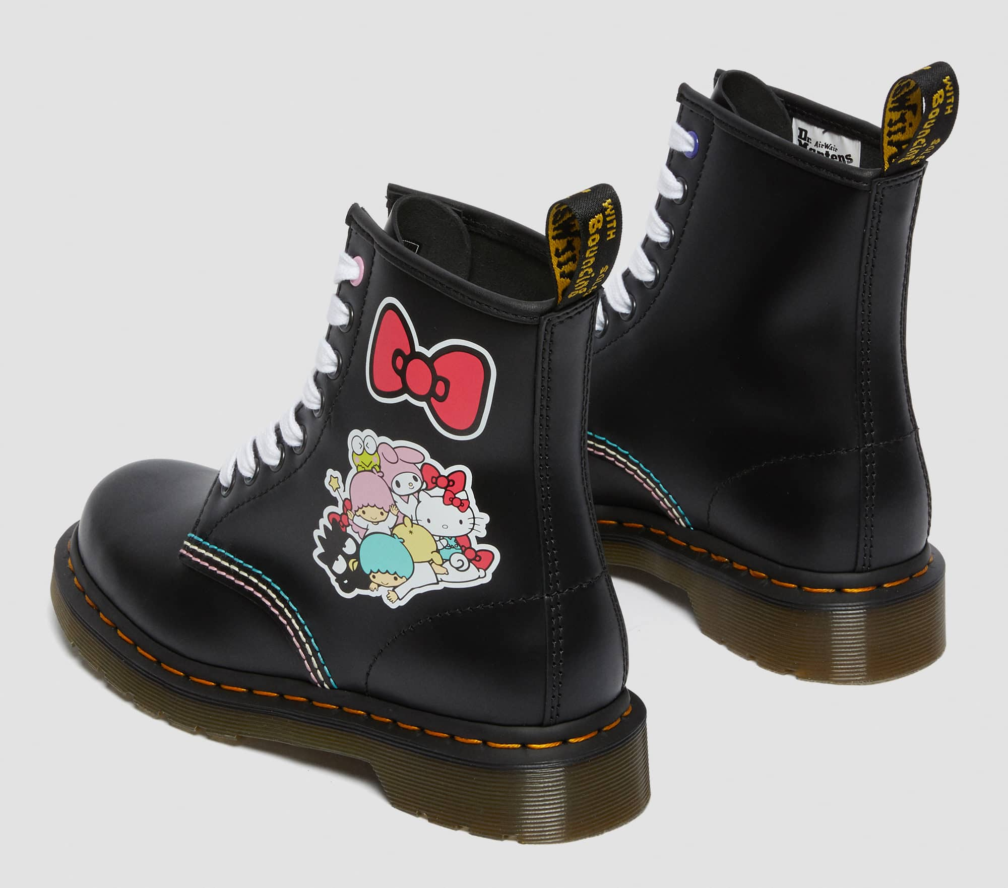 Dr. Martens boots get a cute makeover from Hello Kitty and Friends 10