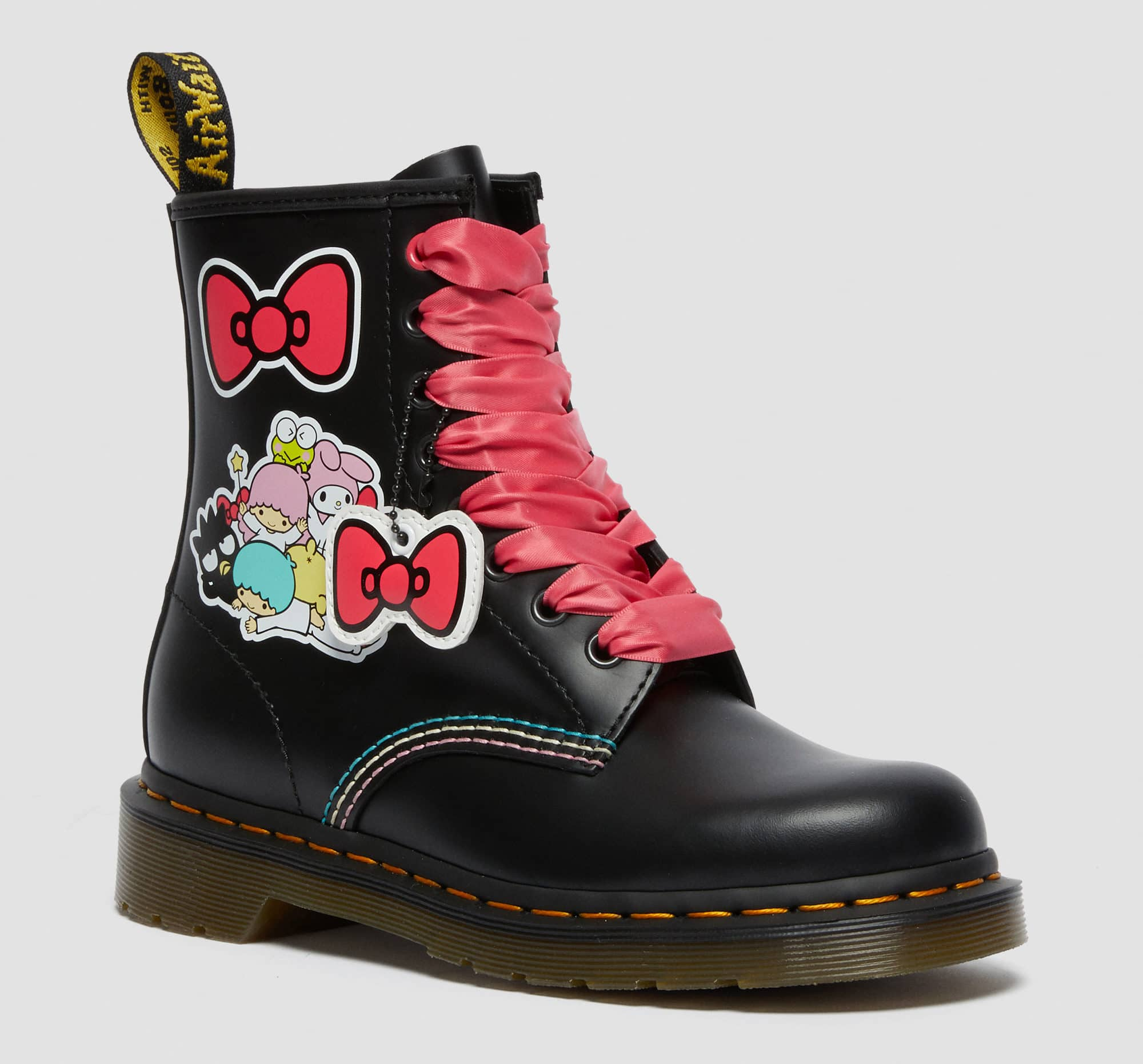 Dr. Martens boots get a cute makeover from Hello Kitty and Friends 9