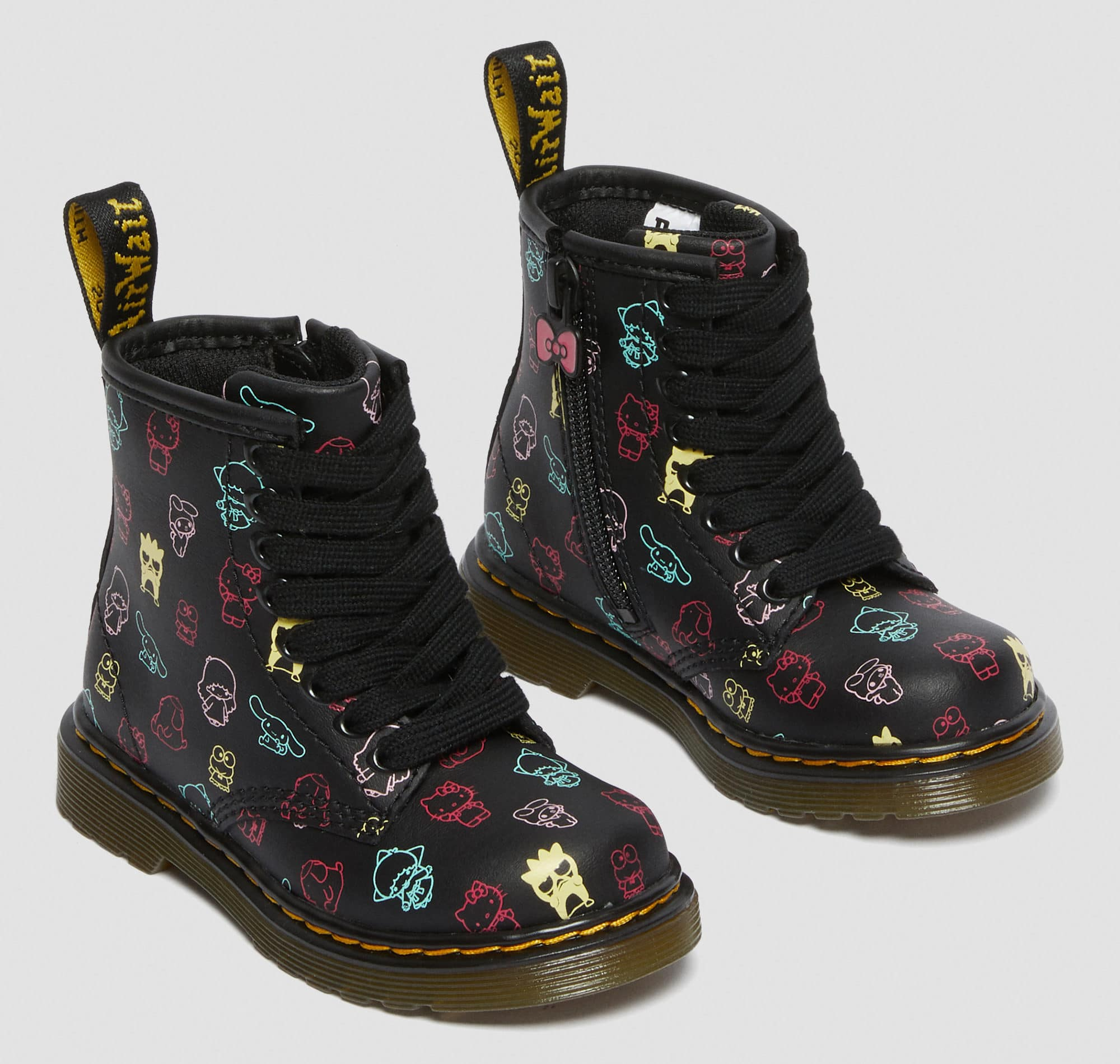 Dr. Martens boots get a cute makeover from Hello Kitty and Friends 15