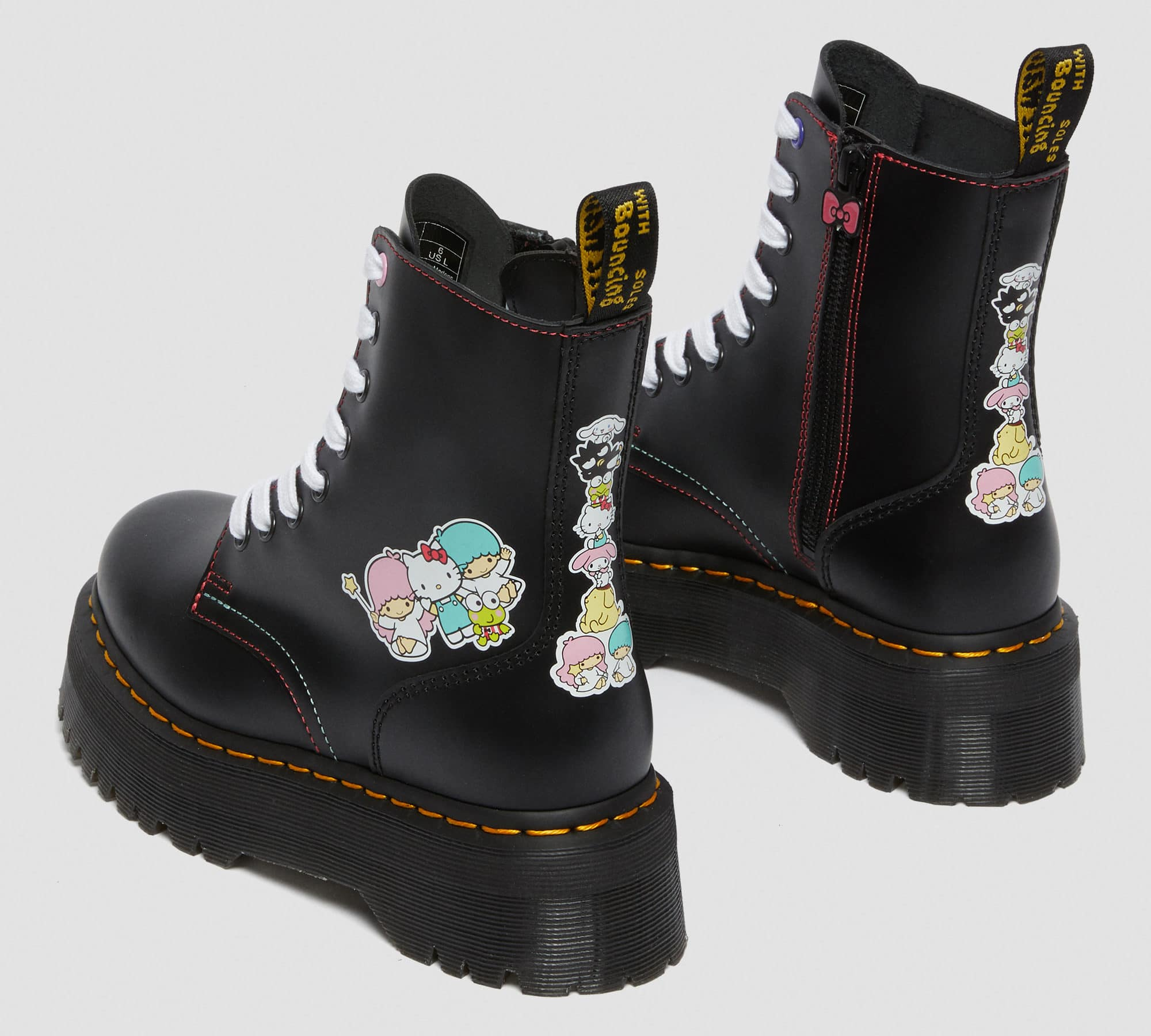 Dr. Martens boots get a cute makeover from Hello Kitty and Friends 12