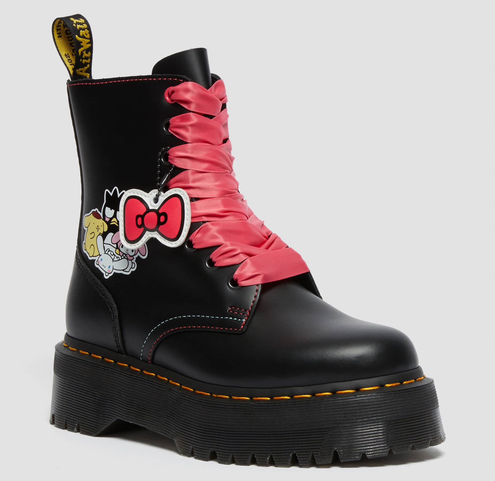 Dr. Martens boots get a cute makeover from Hello Kitty and Friends 11