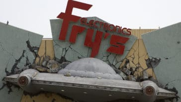 Why is Fry's Electronics closing for good? 2