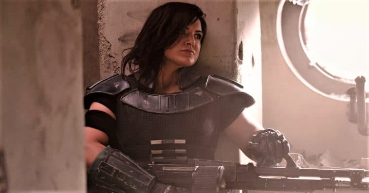 The Mandalorian alum Gina Carano reveals new movie project after Star Wars firing 12