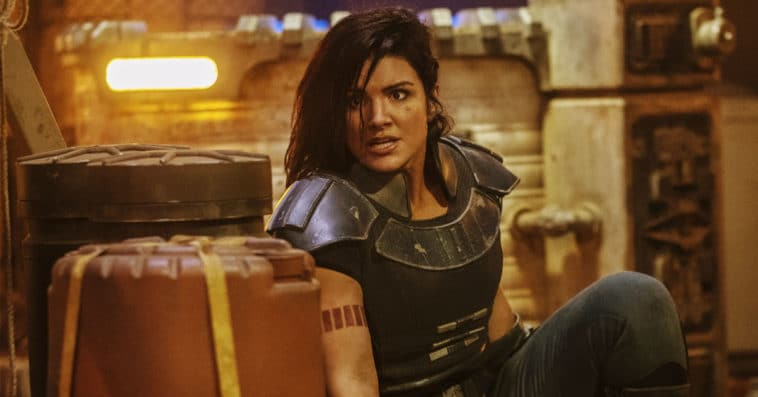 The Mandalorian's Gina Carano dropped by Lucasfilm: Here's what led to her firing 12