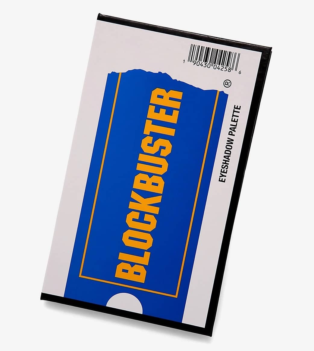 Blockbuster Eyeshadow Palette has 12 shades inspired by movie genres 15