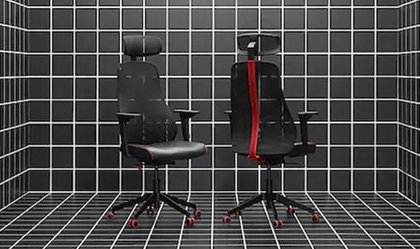 Ikea Matchspel gaming chair