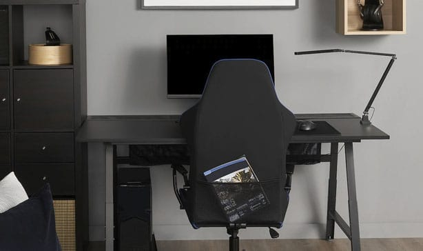 IKEA has created a gaming chair and accessory collection with ASUS ROG 12
