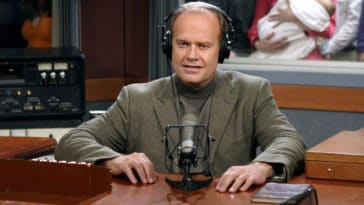 Kelsey Grammer is thrilled about the Frasier reboot 4