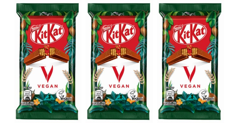 Vegan KitKat will launch this year, but U.S. fans shouldn't celebrate yet 9