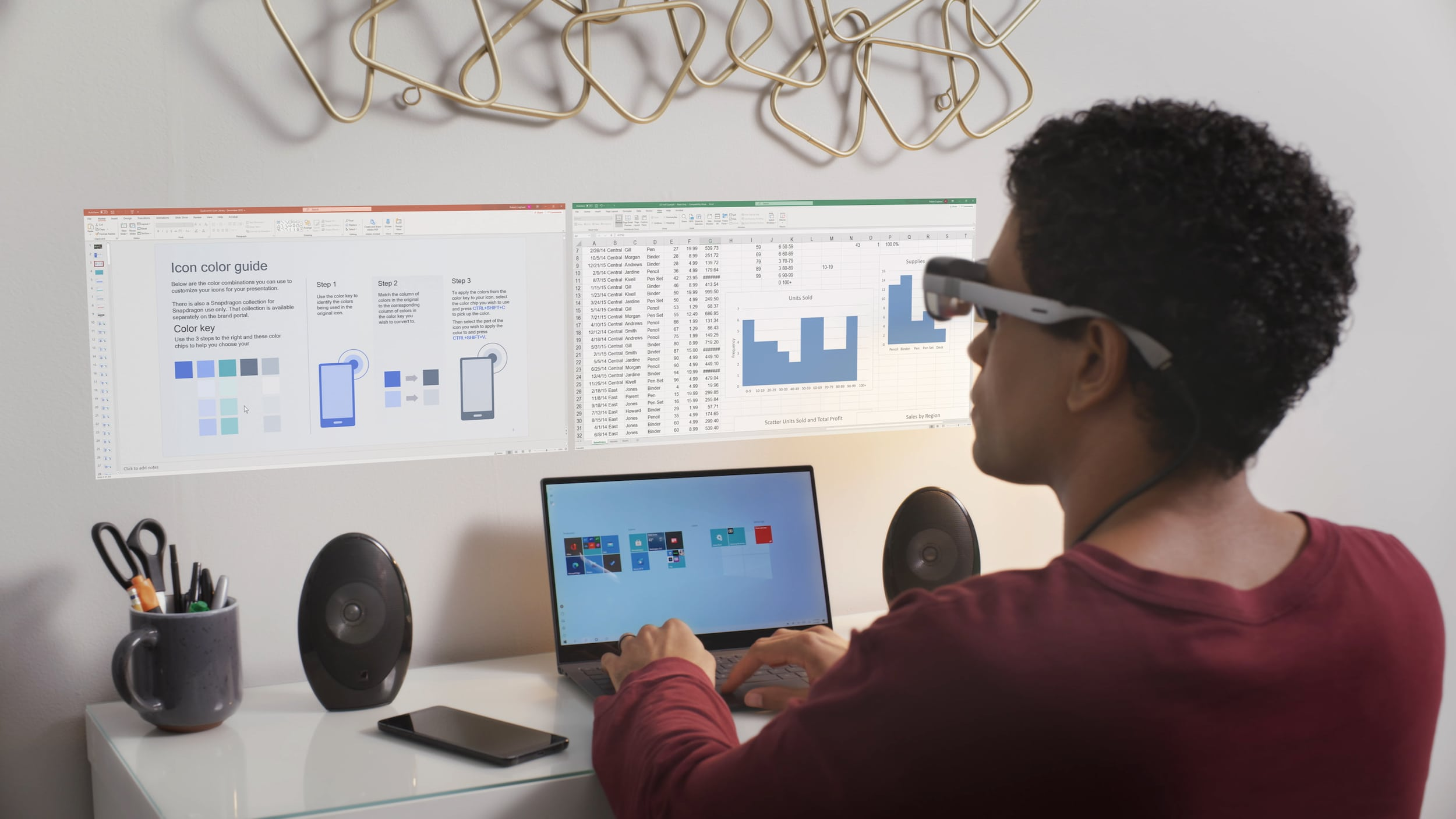 Glasses with virtual displays are poised to be the next big wearable 16
