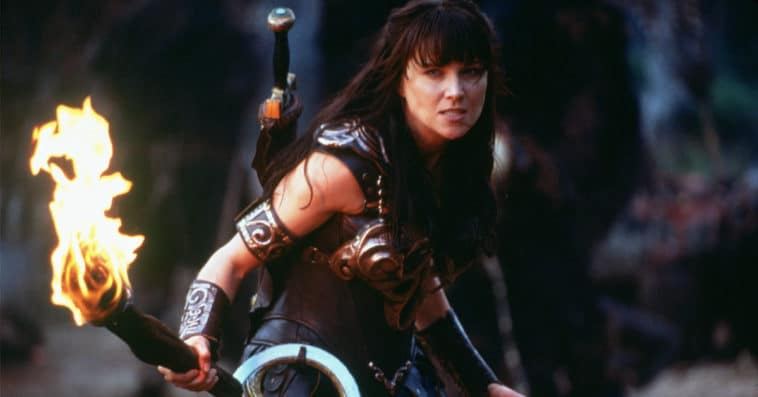 Star Wars fans want Lucy Lawless to replace Gina Carano in The Mandalorian 12