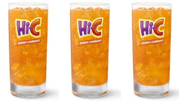 McDonald's Hi-C Orange Lavaburst is finally coming back 13