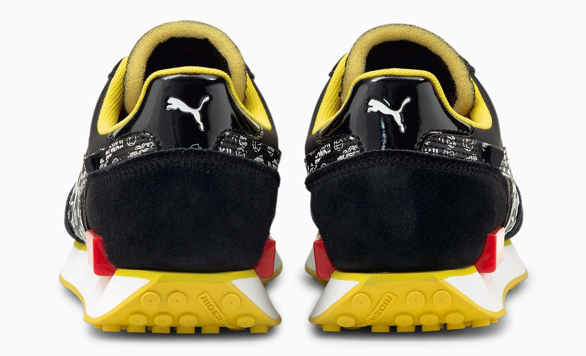 PUMA x PEANUTS Future Rider sneakers are now available 16