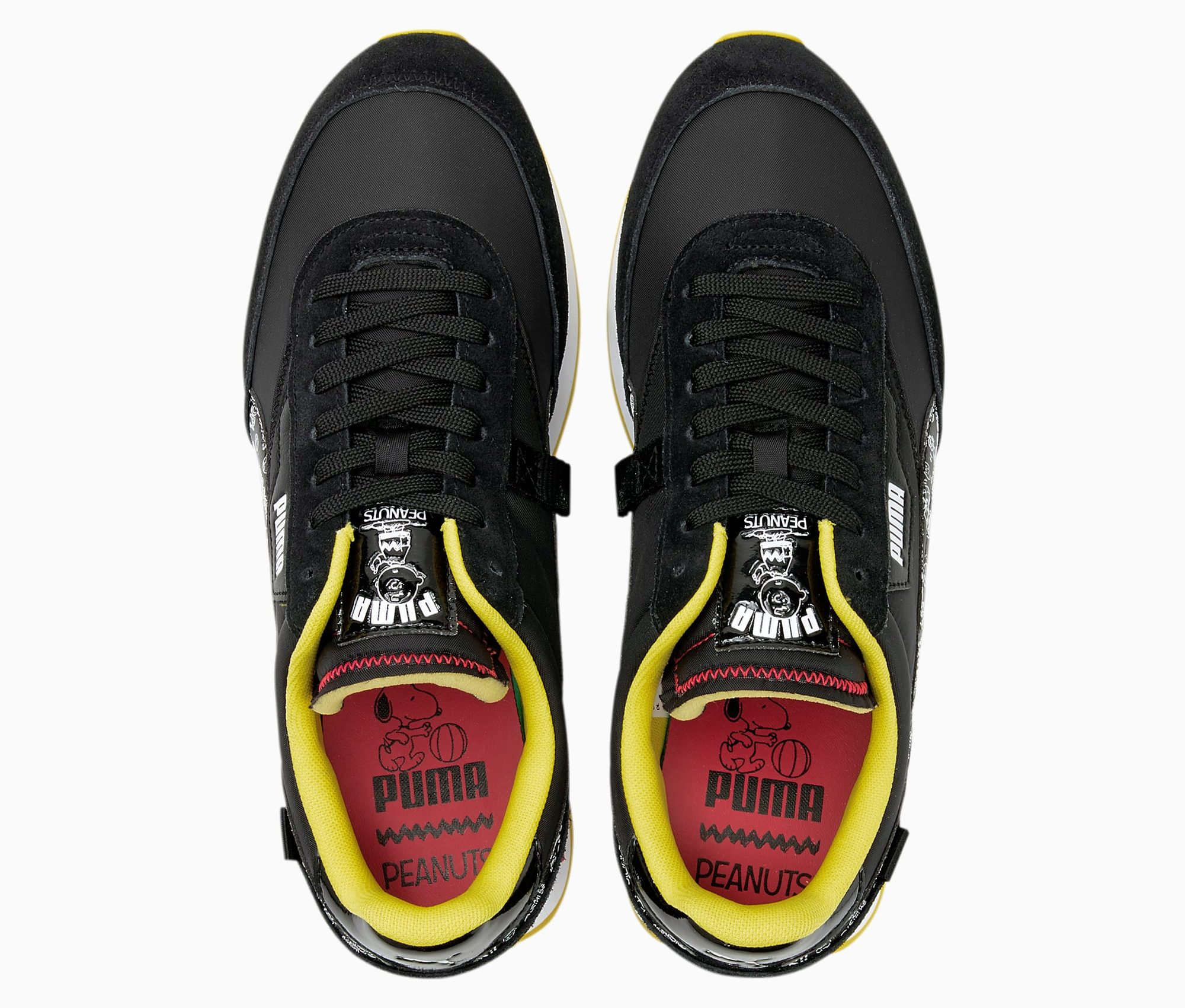 PUMA x PEANUTS Future Rider sneakers are now available 15