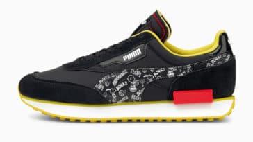 PUMA x PEANUTS Future Rider sneakers